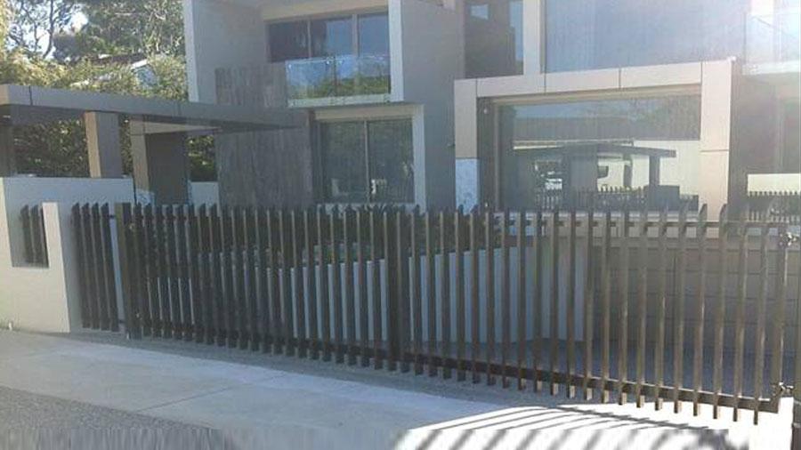 Aluminium Panels Aluminium Gates Aluminium Laser Fencing